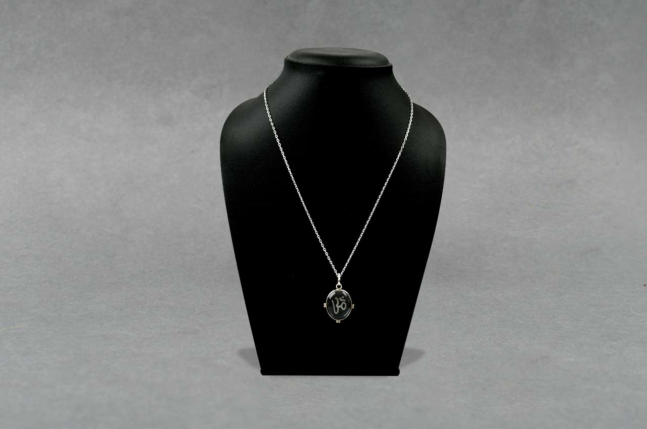 OM Locket with chain