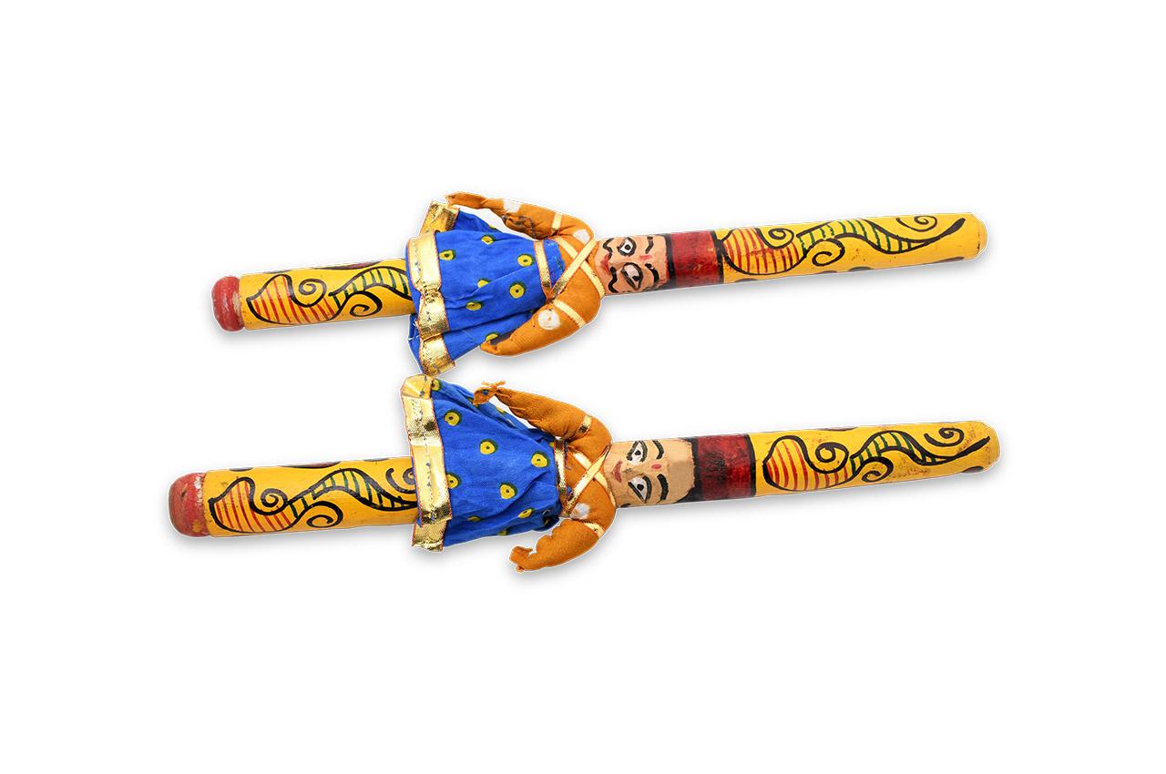 Dandiya Sticks - Design VI