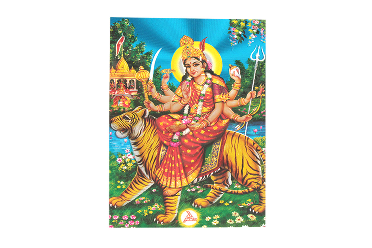 Durga Maa Photo - Medium