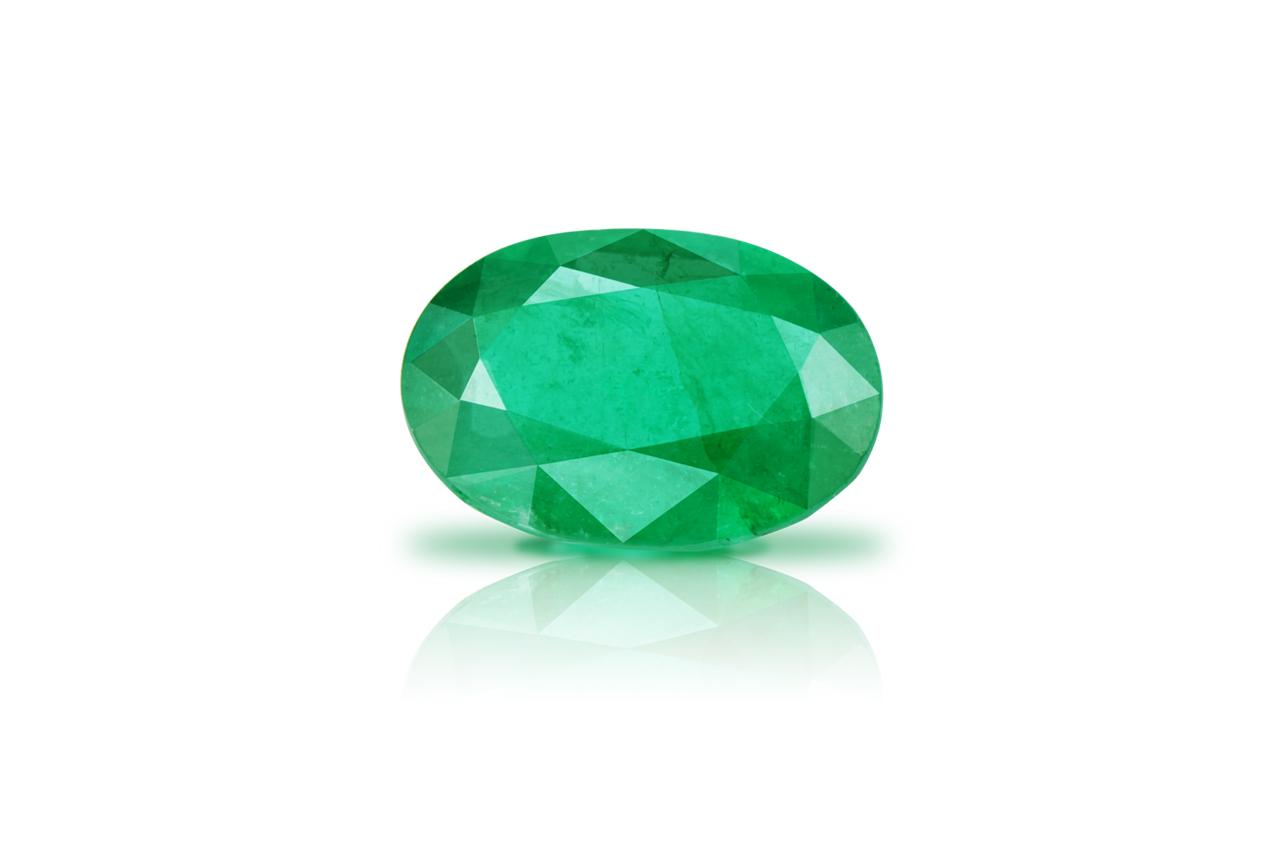 Emerald 2.66 carats Zambian