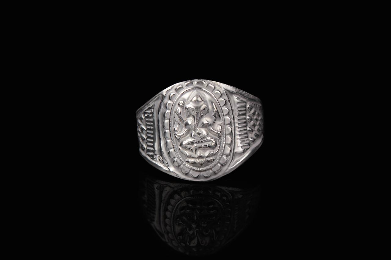 Ganesha Ring - Design II