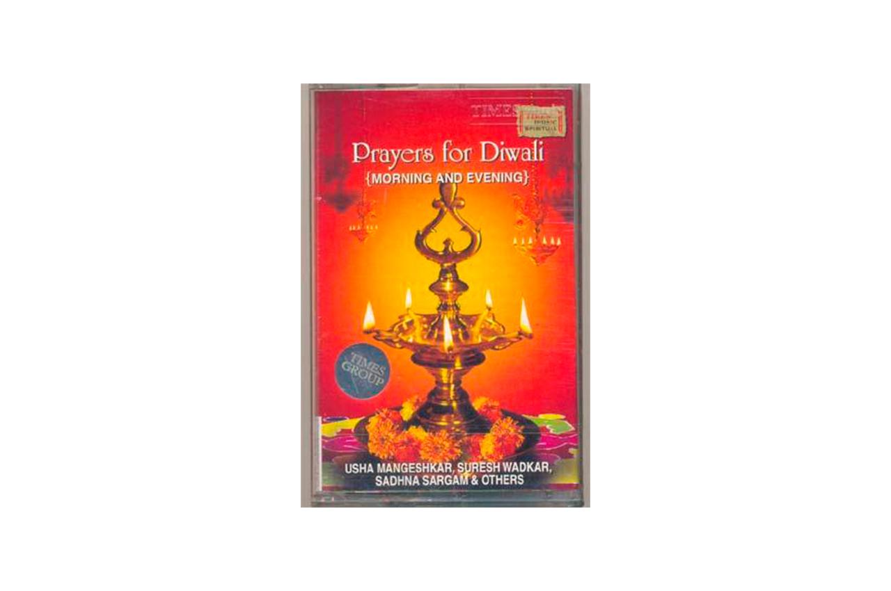 Prayers for Diwali - CD