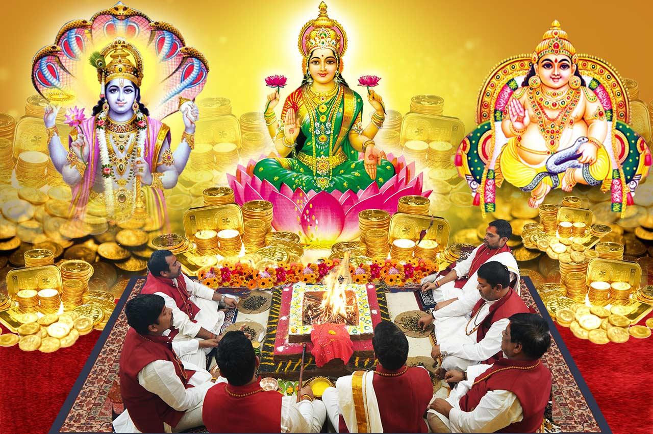 Akshaya Tritiya Maha Puja - 14th May