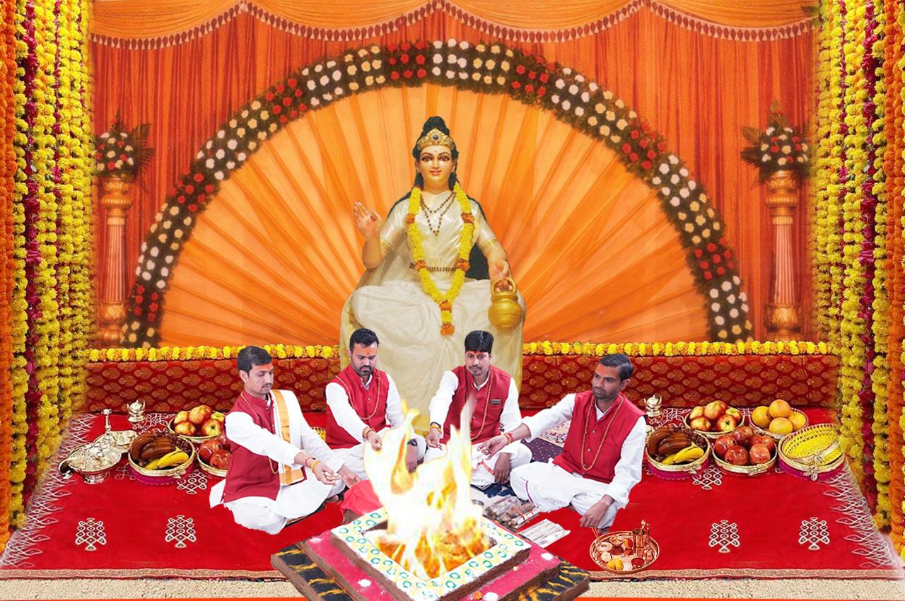 Brahmacharini Puja