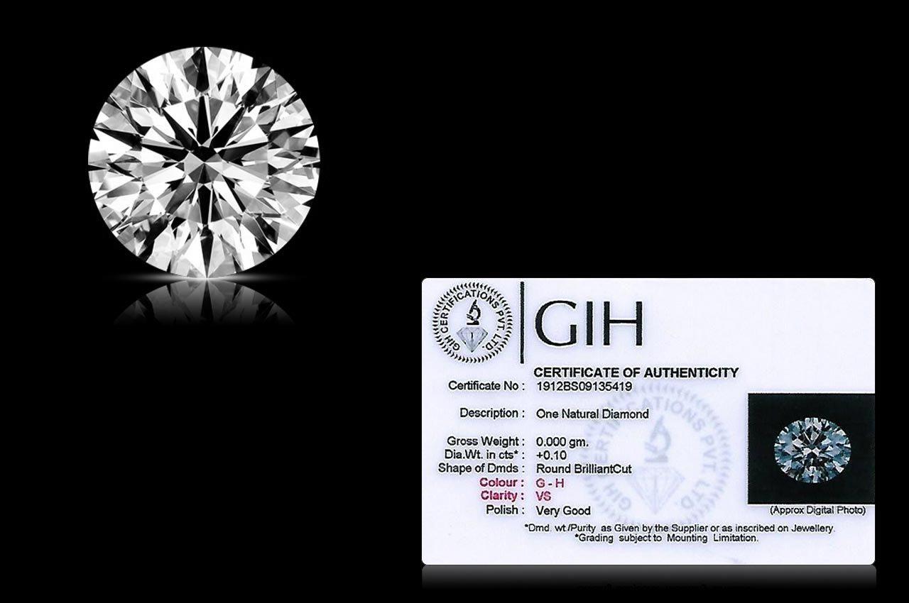 Diamond - 10 cents - I
