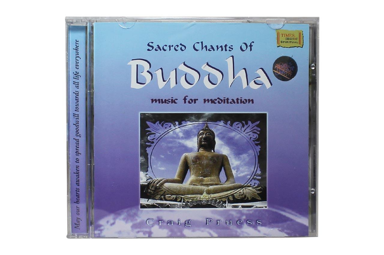 Sacred Chants Of Buddha - CD