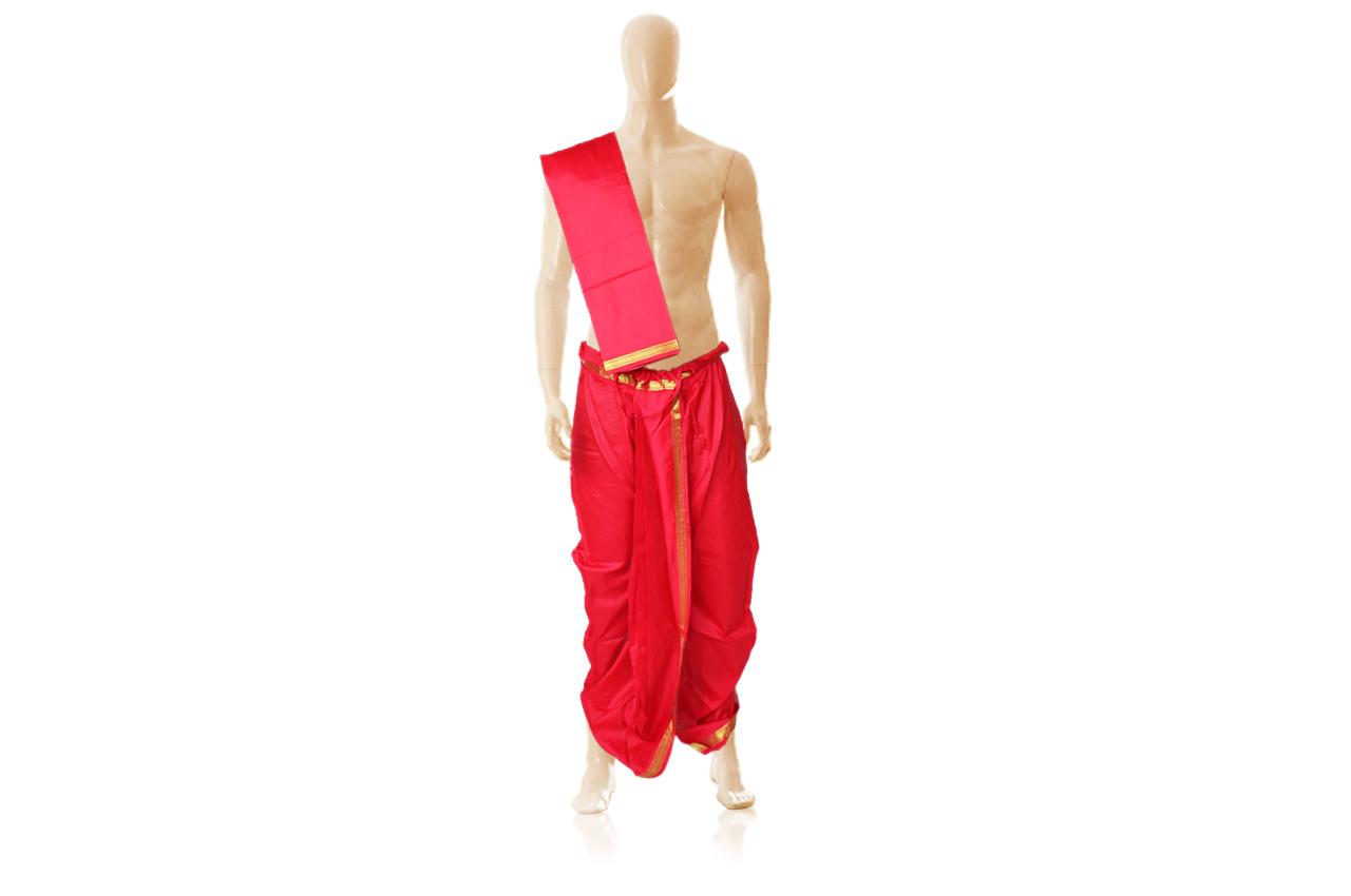 Dhoti - ready to wear