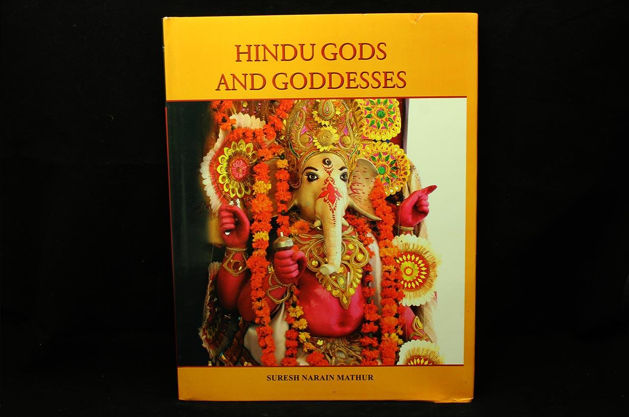 Hindu Gods and Goddesses by Suresh Narain Mathur