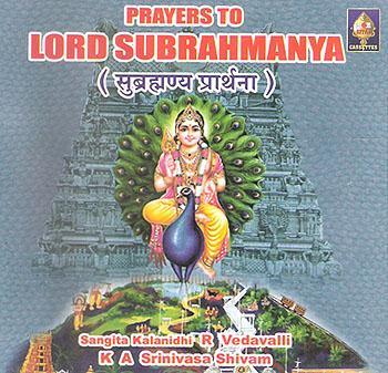 Prayers to Murugan