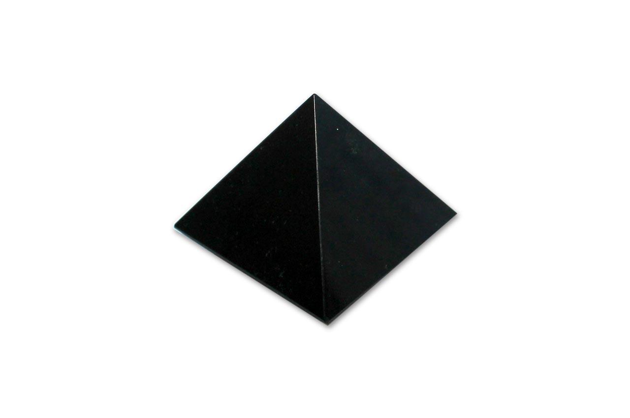 Multi Pyramid - Black Jasper