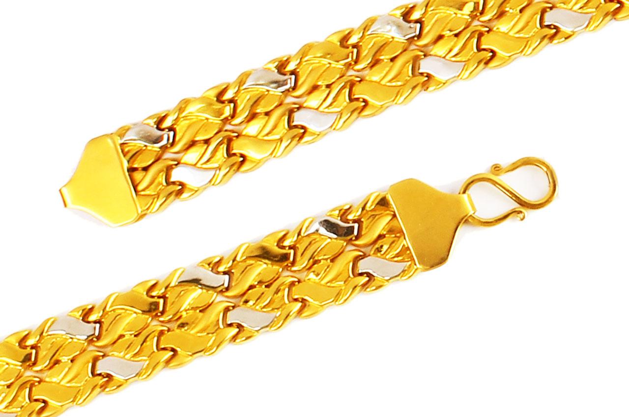 Gold Bracelet - I