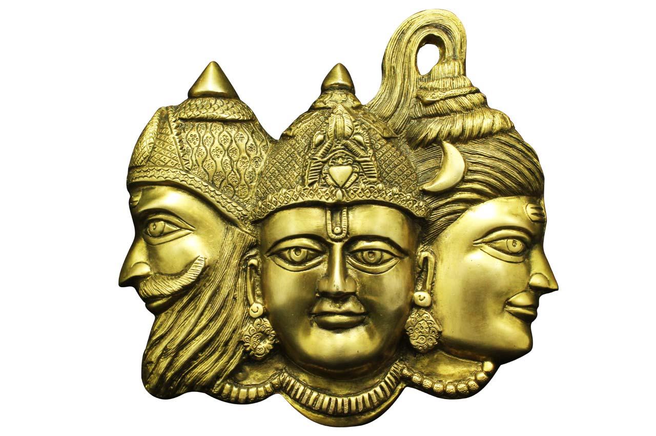 Image result for brahma vishnu maheshwara