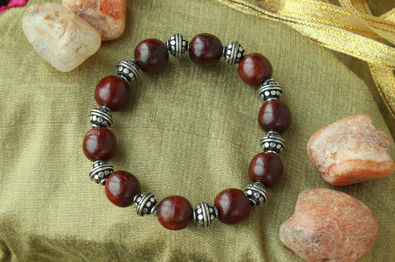 Red Sandalwood Bracelet - II