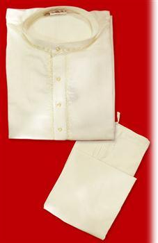 Cotton Kurta with pyjama - Design II