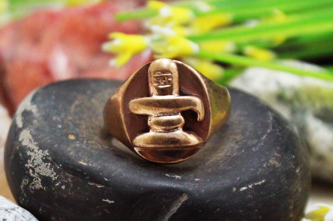 Shivling Ring