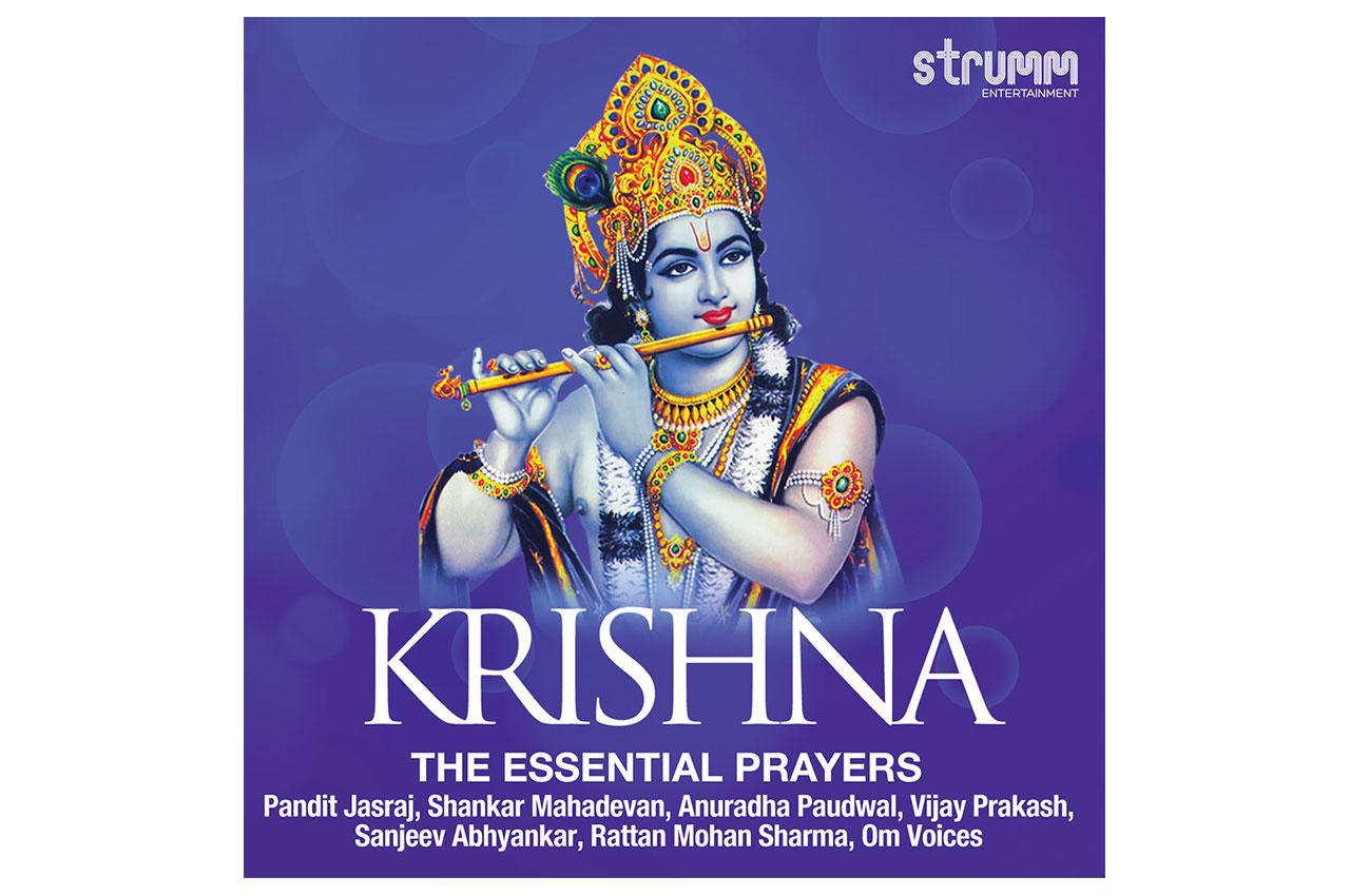 Krishna - The Essential Prayers