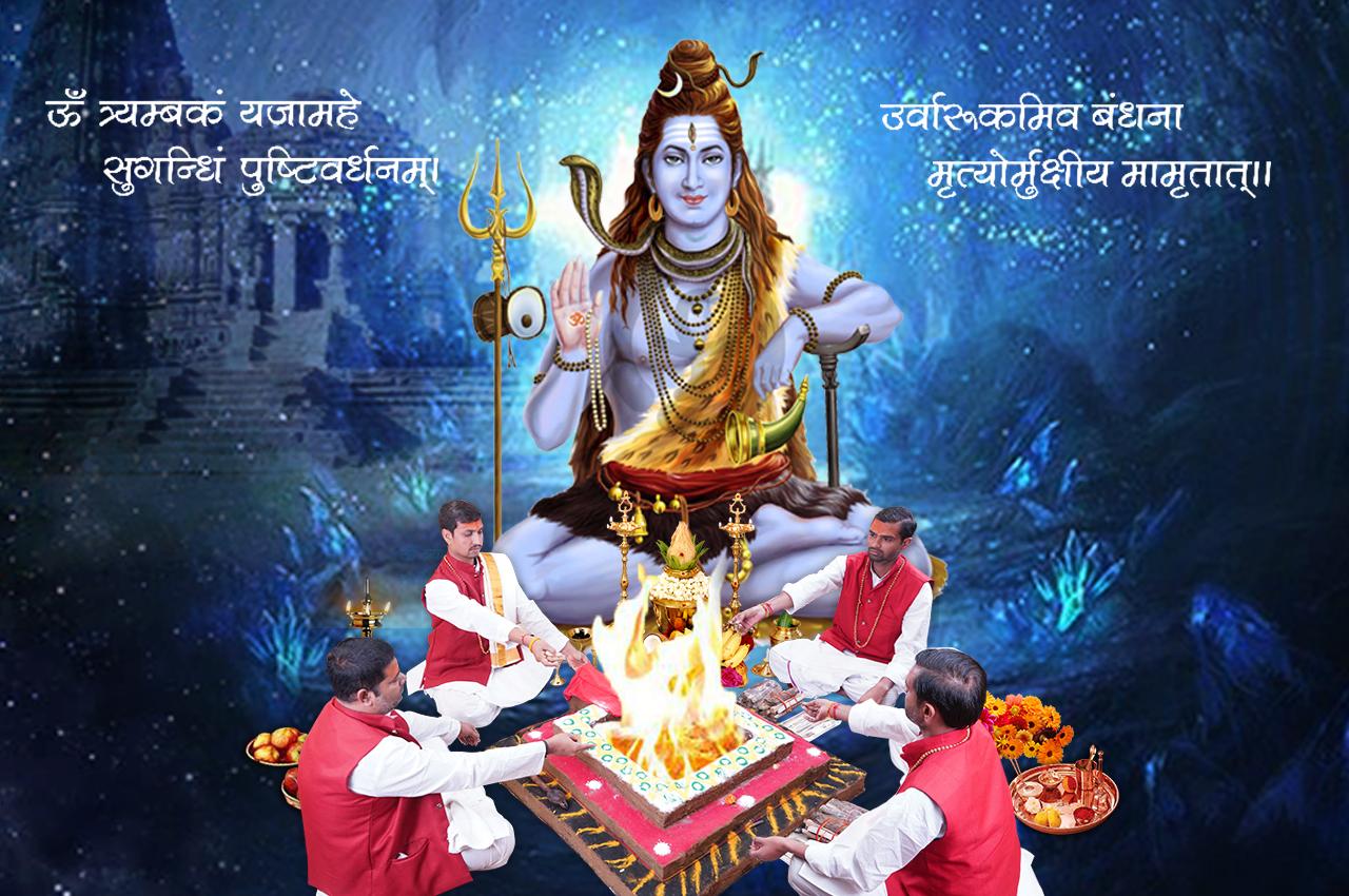 Mahamrityunjaya Mantra Japa and Yajna