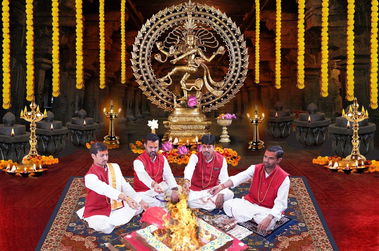 Nataraja Puja