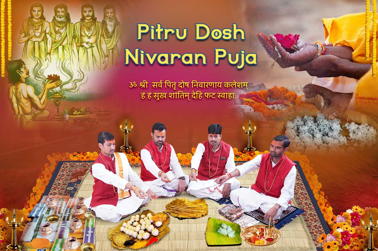Pitru Dosh Nivaran Puja