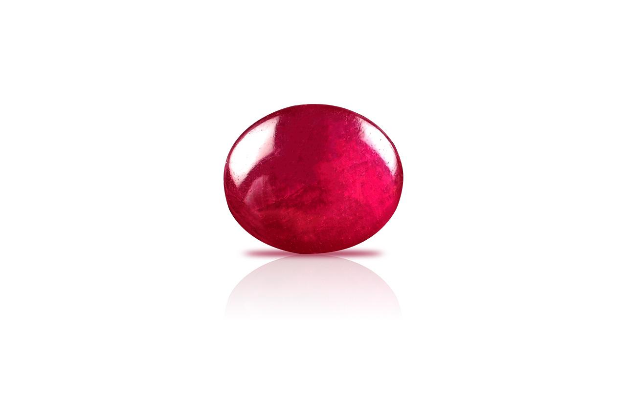 Mozambique Ruby - 3.550 carats