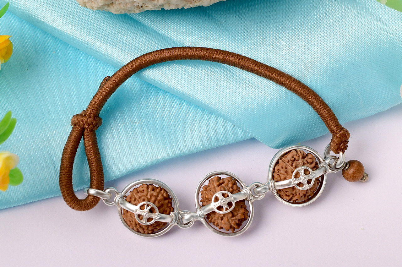 Protection Bracelet - J