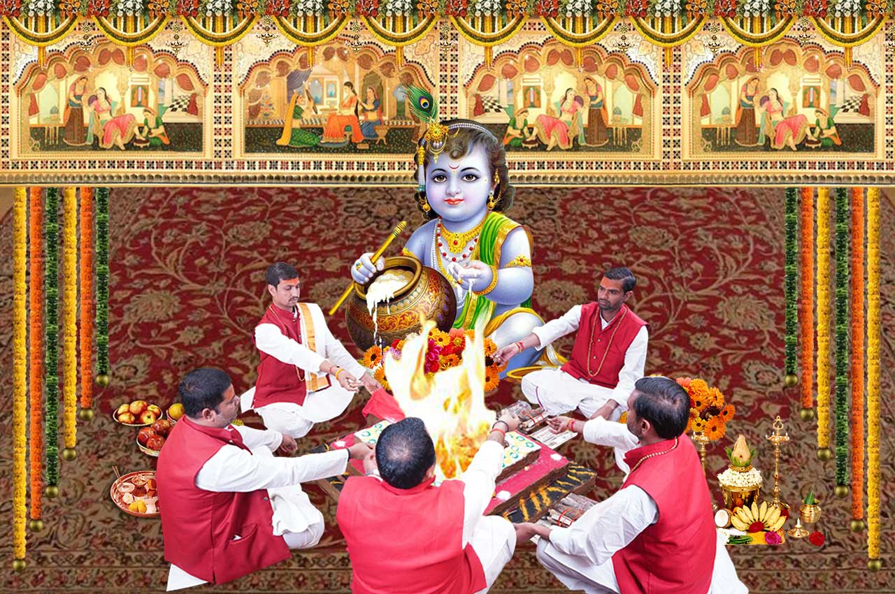 Santan Gopal Yagna