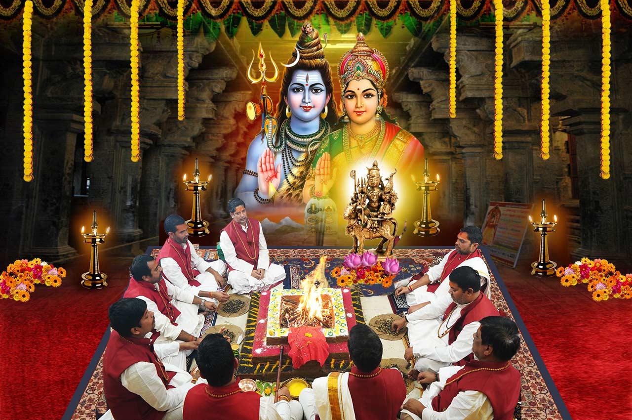 Shiv Shakti Puja