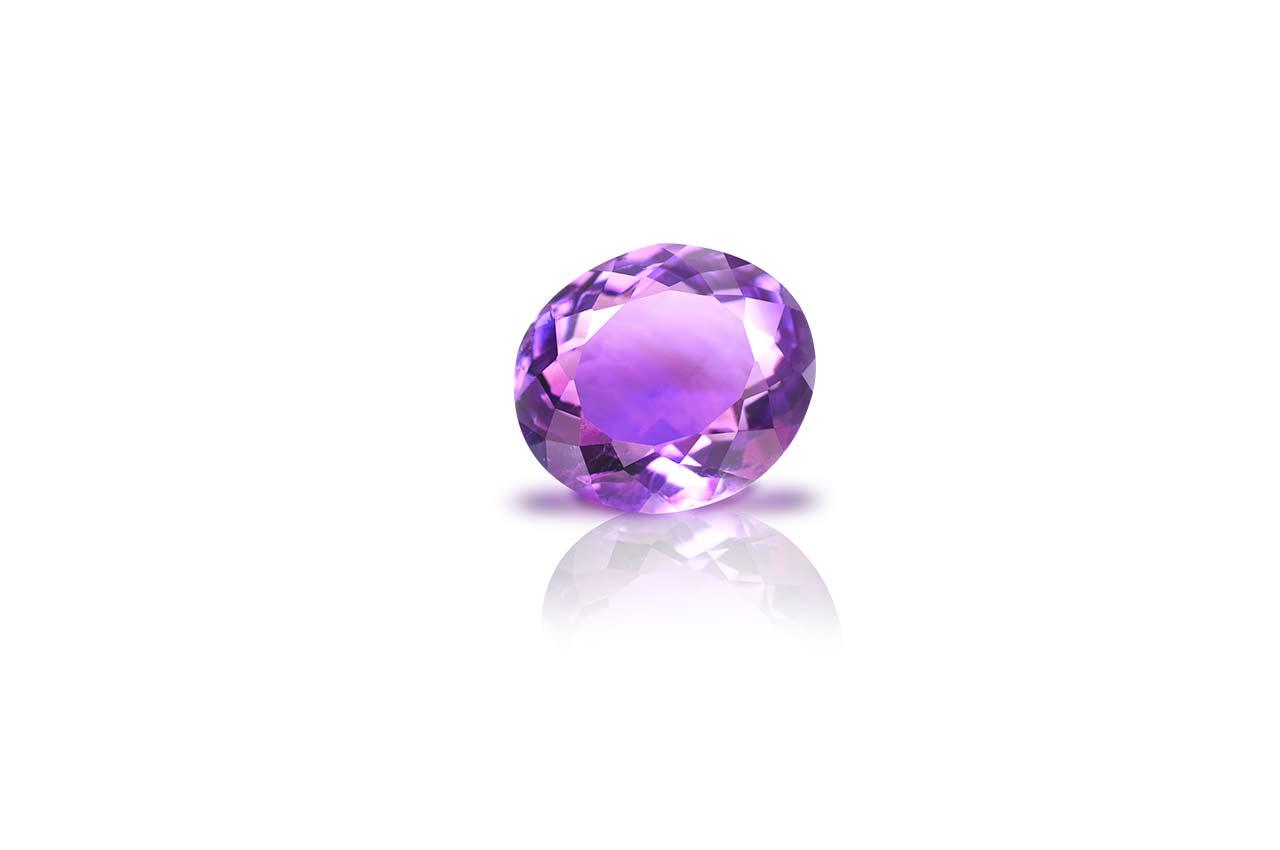 Amethyst - 6.75 carats