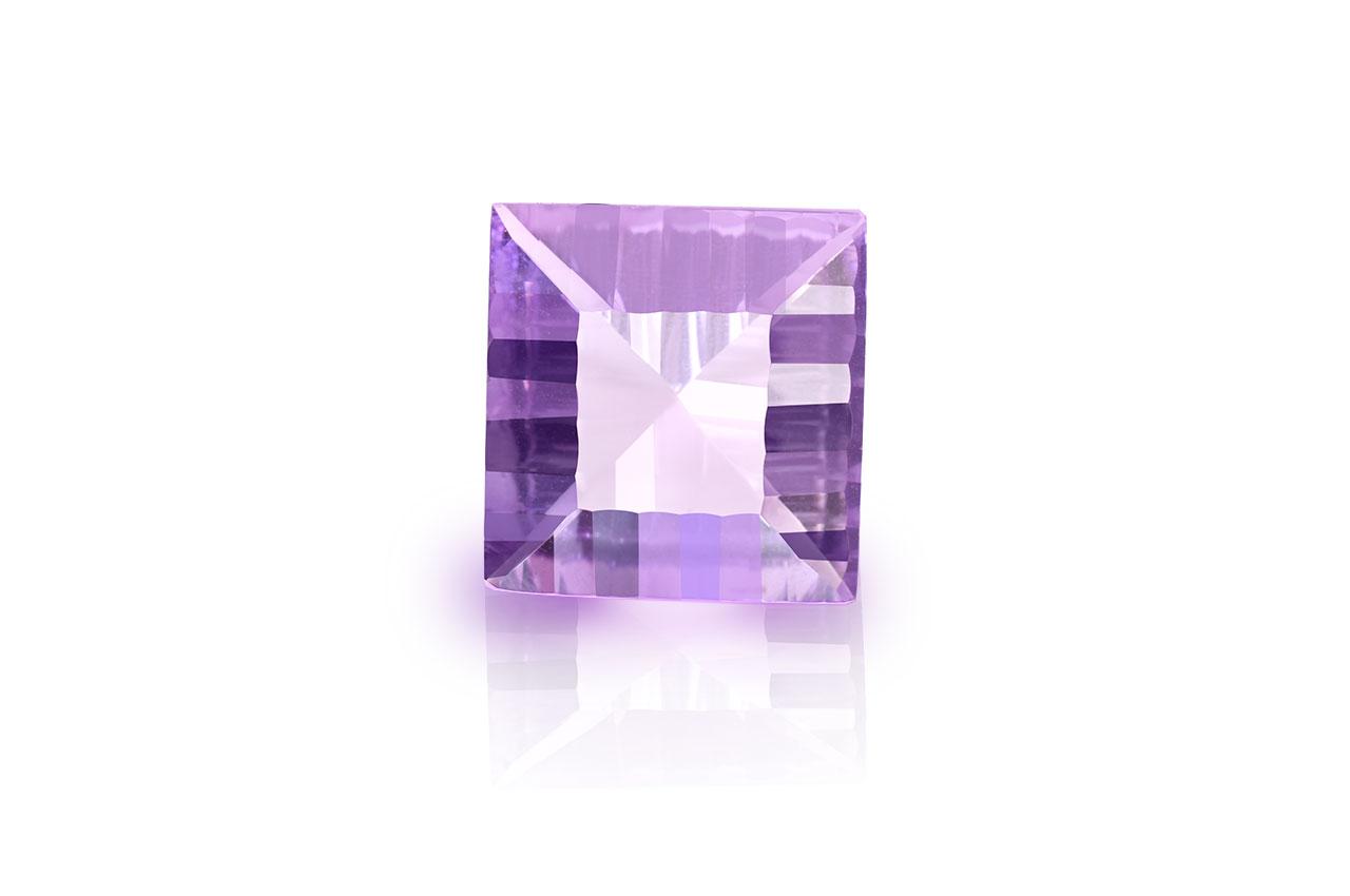 Amethyst superfine cutting - 16.80 carats