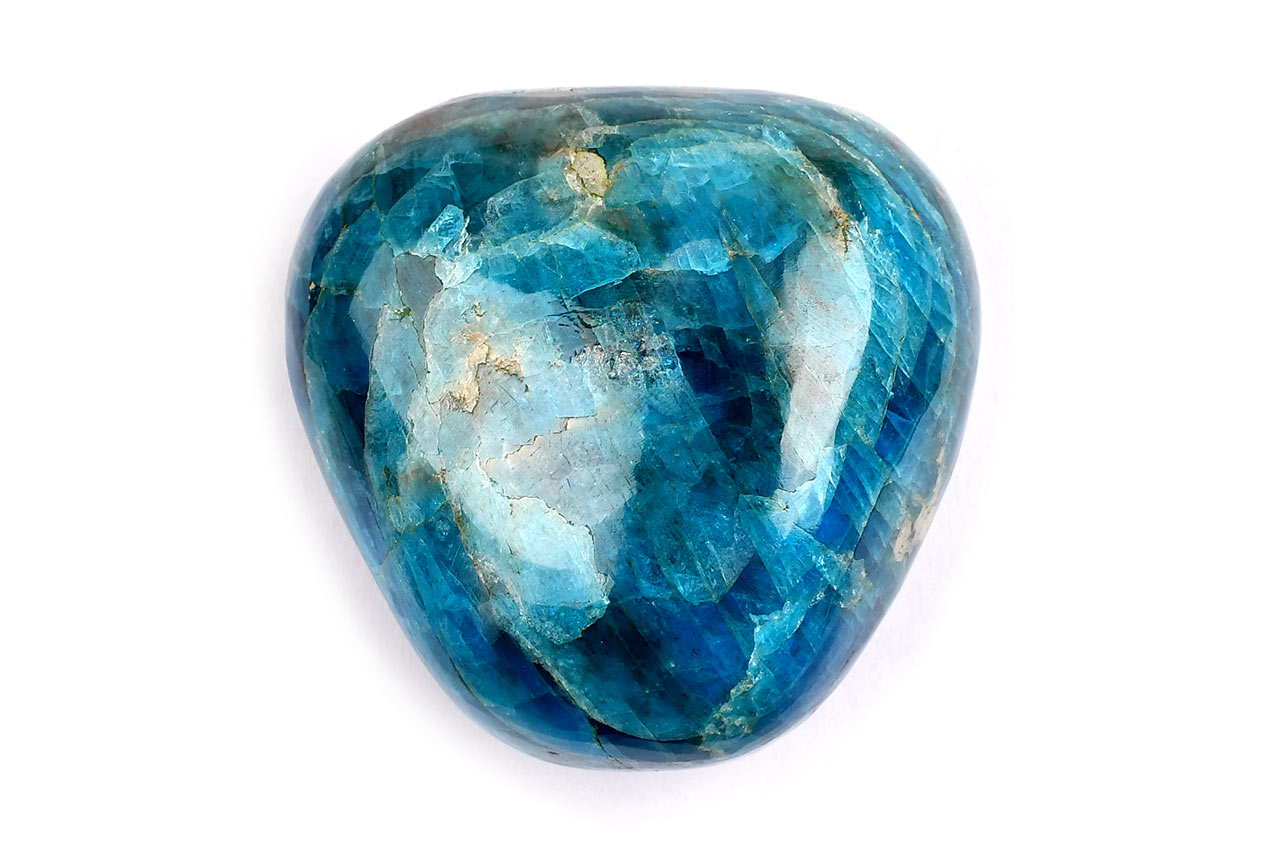 Apatite Gemstone - 207 gms