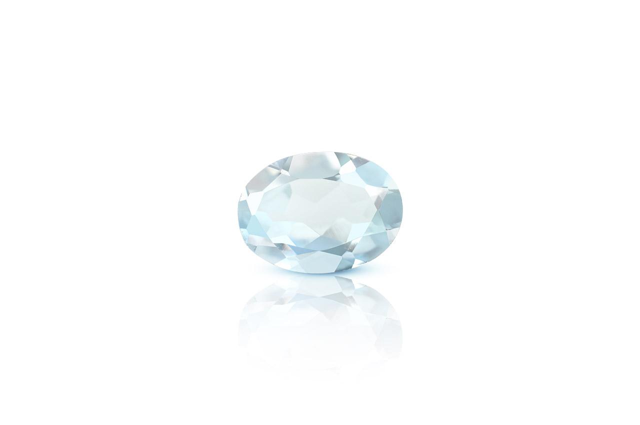 Aquamarine - 1.30 carats
