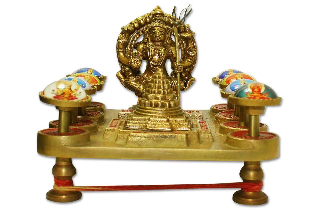 Astalakshmi Shree Yantra Chowki