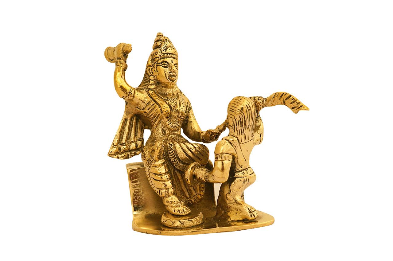Baglamukhi Statue - II