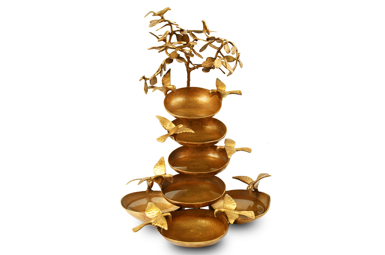 Brass Water Energizers -  Design I