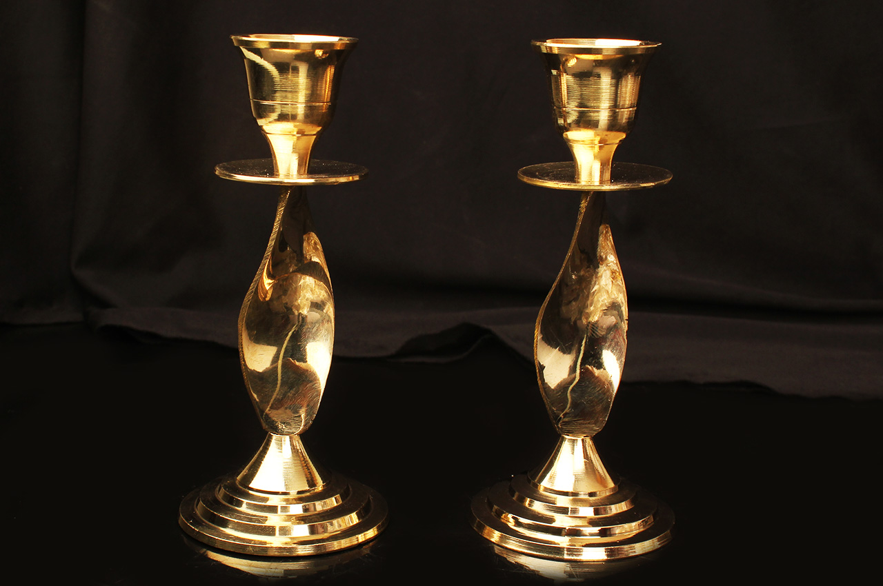 Candle Stand - Set of 2