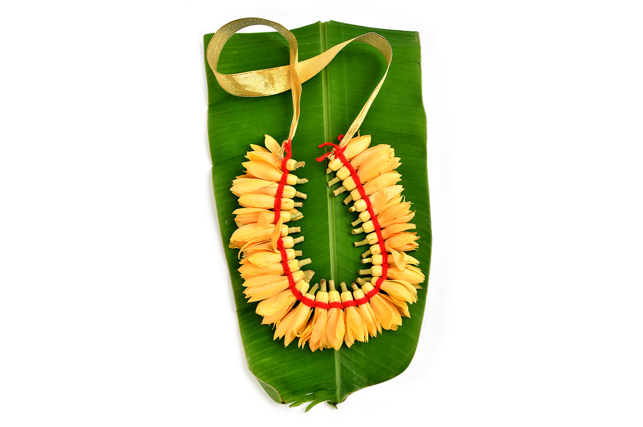 Champa Flower Garland