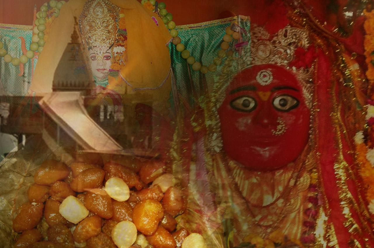 Chandi Devi Prasadam Haridwar