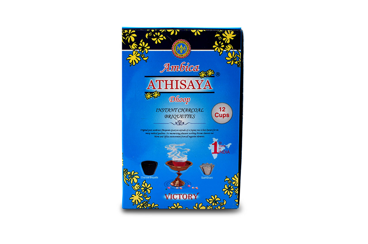 Charcoal Dhoop