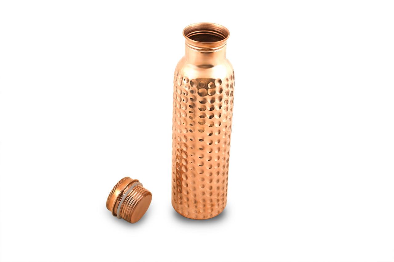 Copper water bottle - II
