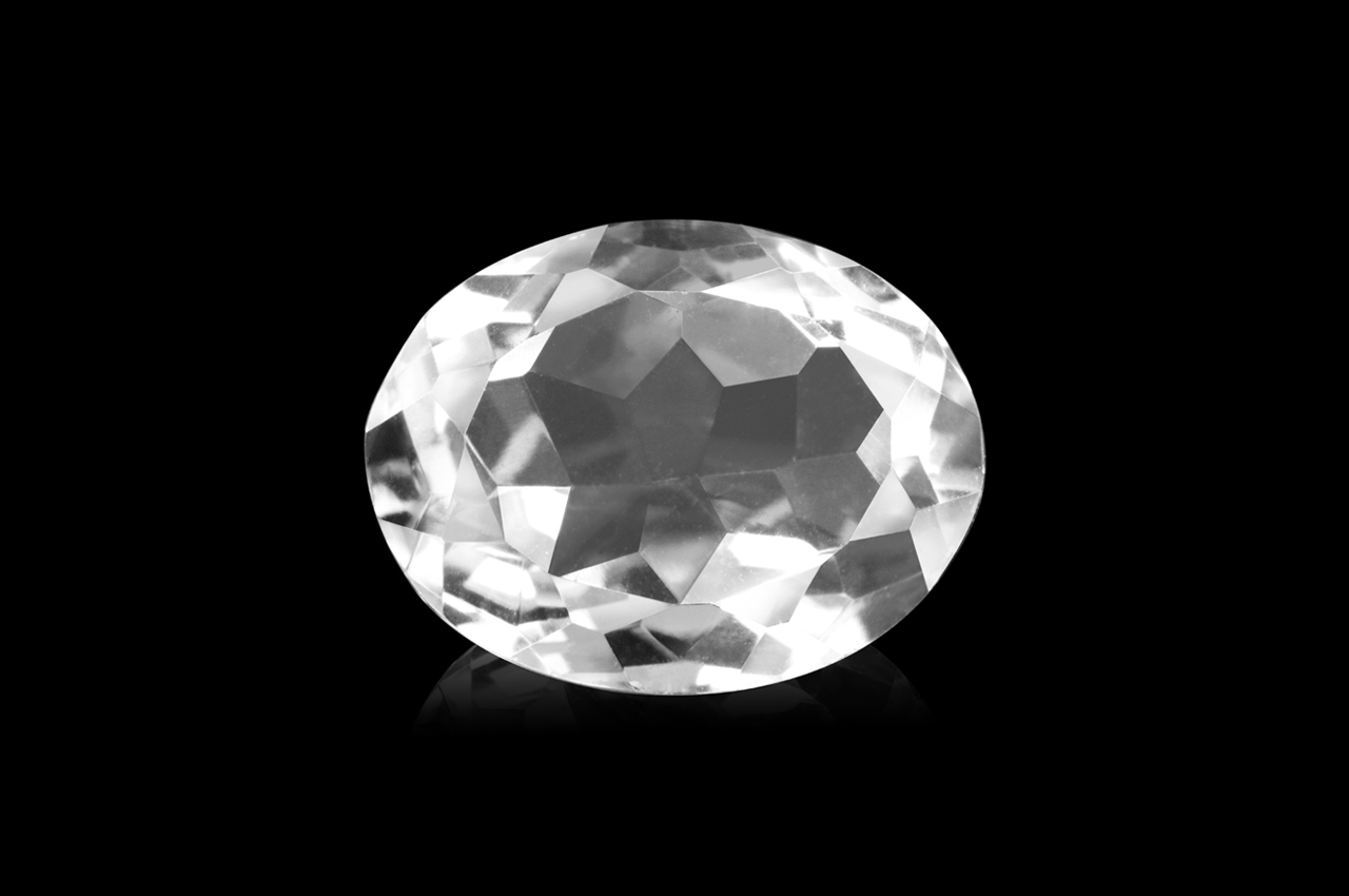 Crystal - 7 carats