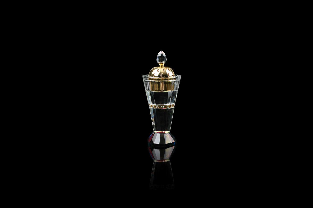Crystal Aura Lamp - Design III