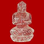 Devi Parvati in Crystal - 20 gms