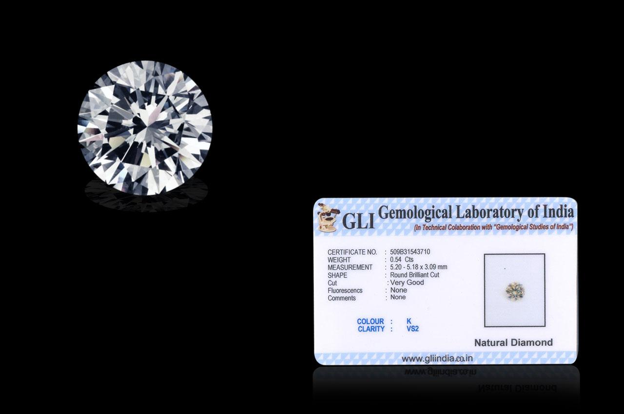 Diamond - 54 cents