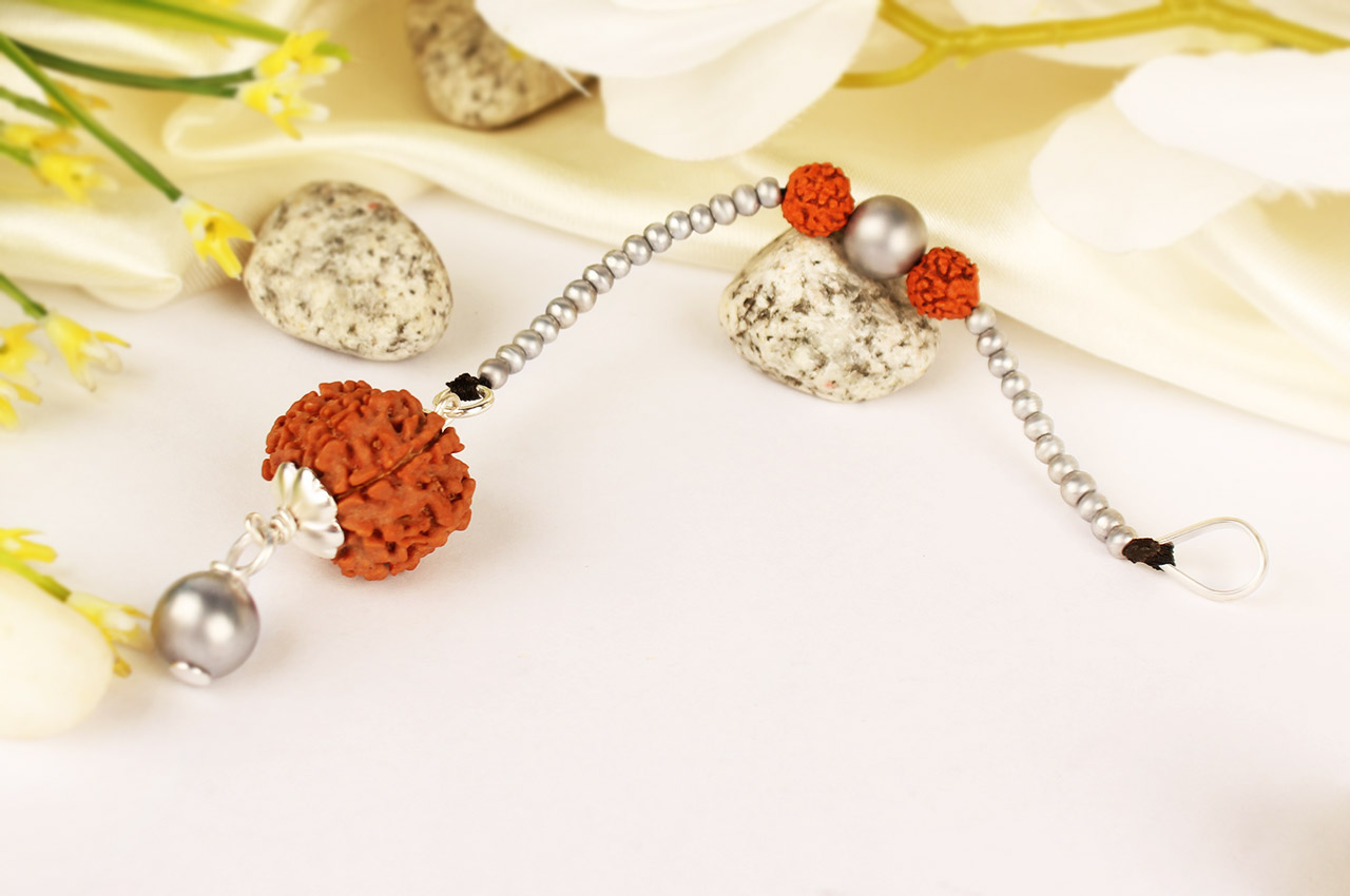 10 mukhi protection hanging pendant
