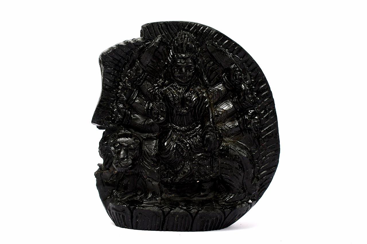 Durga Maa Shaligram Murti - VI