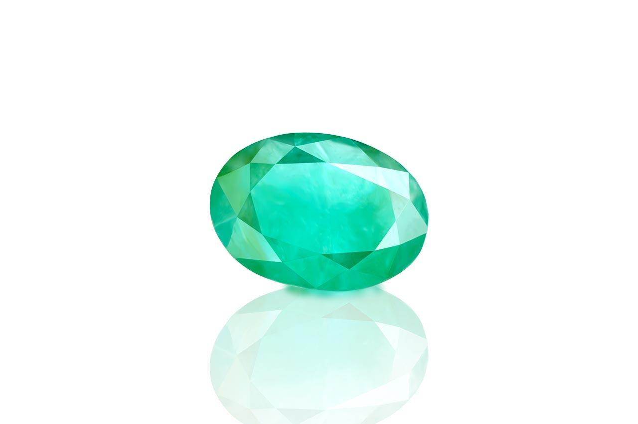 Emerald 3.61 carats Zambian - II
