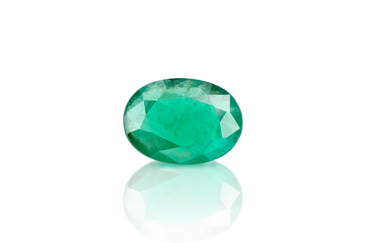 Emerald 3.65 carats Zambian - I