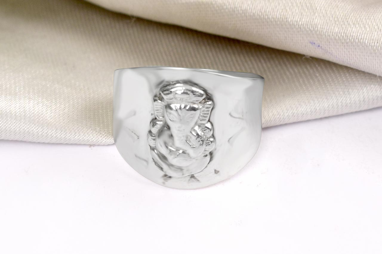 Ganesha Ring - Design III