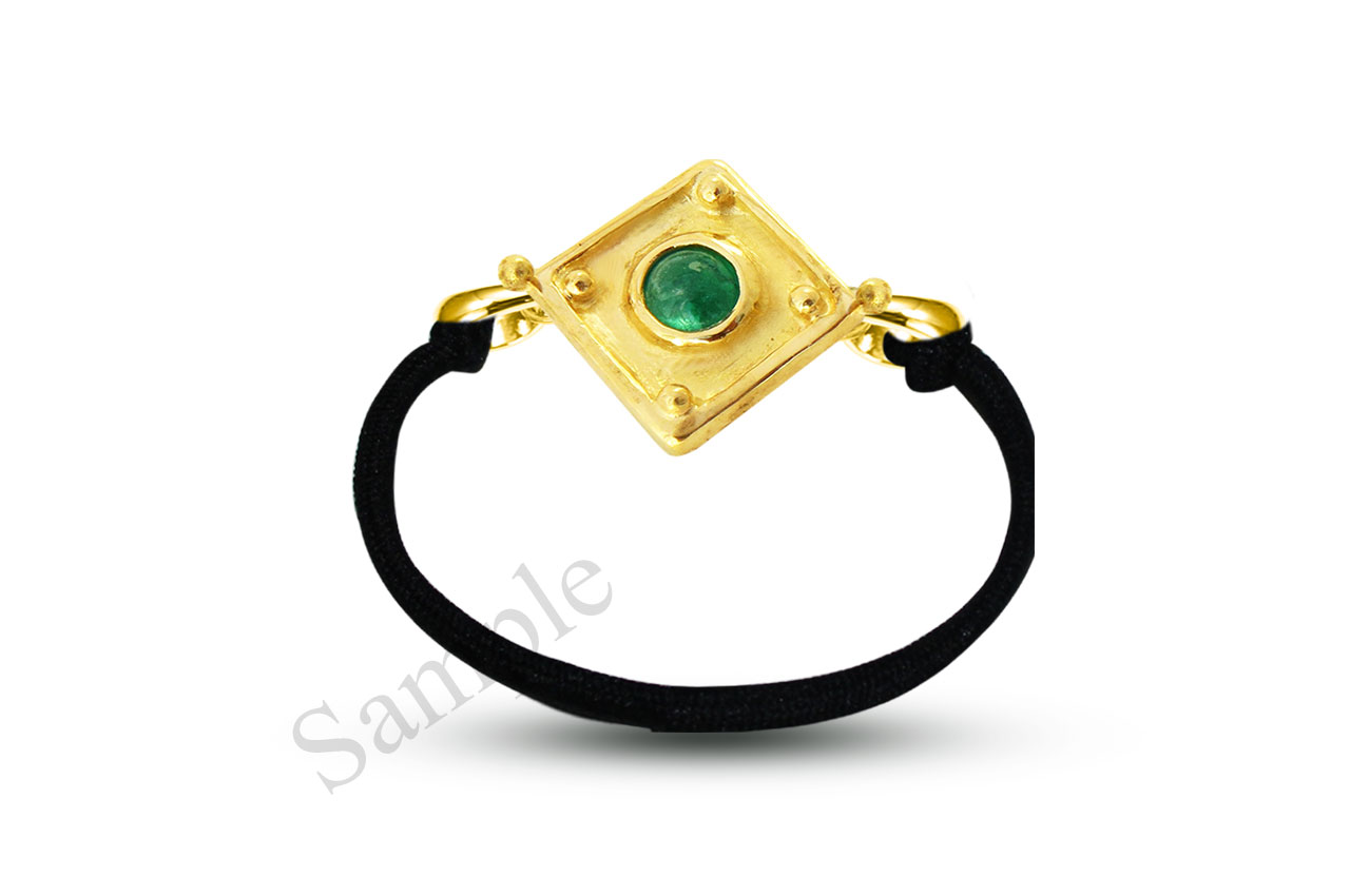 Gem Bracelet in Gold/Silver