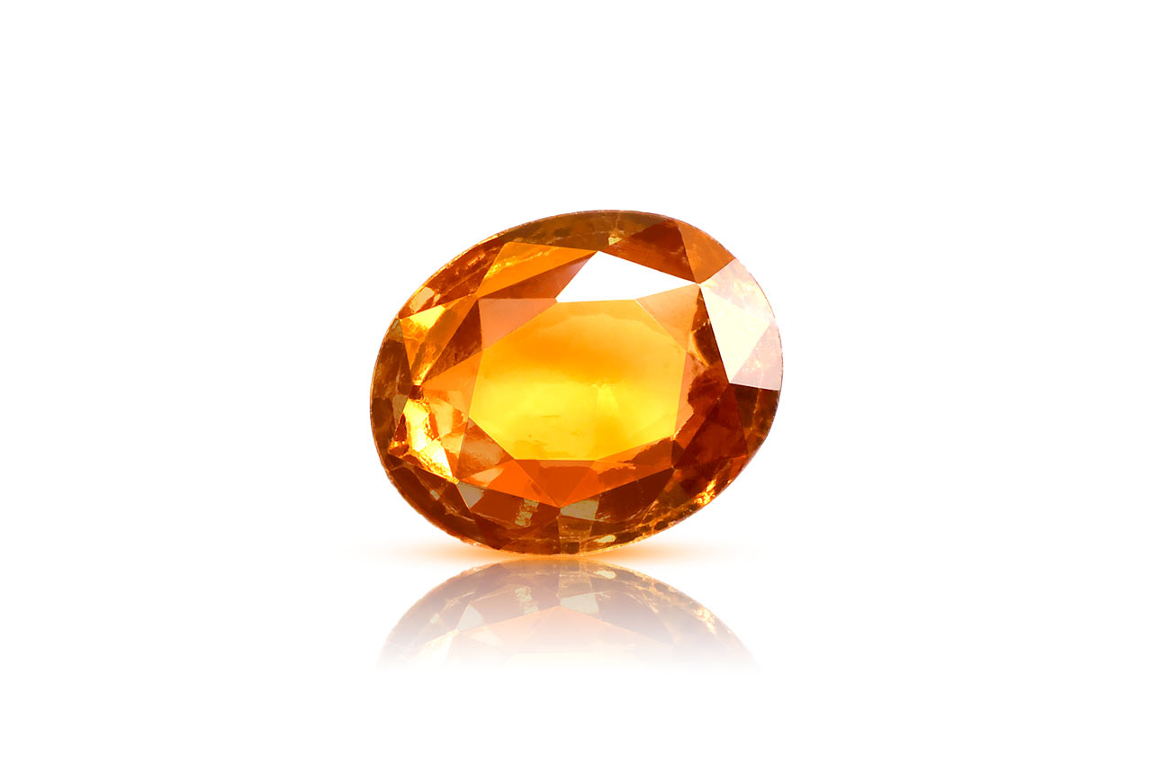 Gomutra Gomed - 3.40 carats
